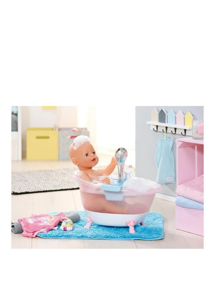 Interactive Bathtub with Foam, http://www.very.co.uk/baby-born-interactive-bathtub-with-foam/1600090505.prd