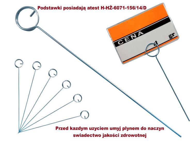Szpilki/Szpilka do cen duze, 17cm -20 szt.