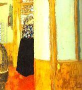 Linen Closet (L'Armoire a linge) c. 1894-95  by Edouard (Jean-Edouard) Vuillard