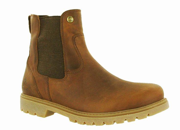 Panama Jack Parker Mens Pull On Chelsea Boot - Robin Elt Shoes http://