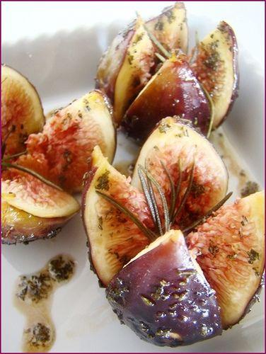 fichi arrosto al rosmarino e miele – Viaggiare come mangiare