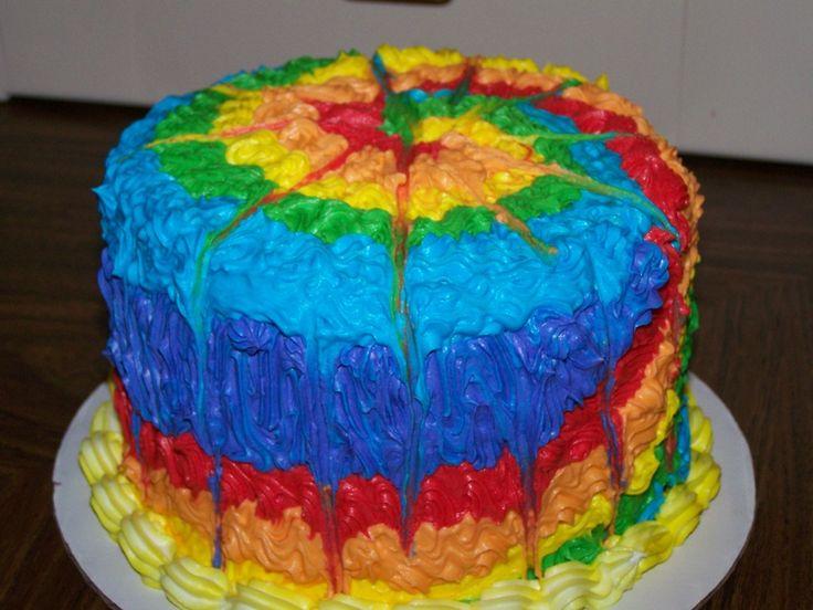 Janis Joplin Birthday Cake