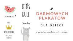 darmowe plakaty dla dzieci