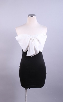 bow dress  #swoonboutique