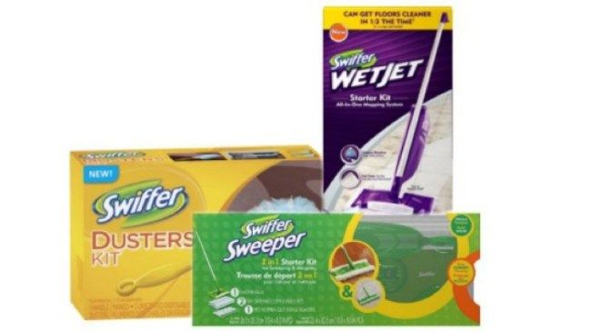 Swiffer Coupon #off #coupons #printable http://coupons.remmont.com/swiffer-coupon-off-coupons-printable/  #swiffer coupons # New $2/1 Swiffer Starter Kit Coupon Only $0.99 at Kmart, $1 at Dollar General More! Swiffer Coupon There is a new Swiffer Coupon available to print. The coupon is for $2.00 off any (1) Swiffer Starter Kit (excludes Swiffer Bissell Steamboost and trial/travel size). Kmart sells the Swiffer 360 Degrees Starter Kit for $4.99 and through 6/6 Kmart will be doubling coupons…