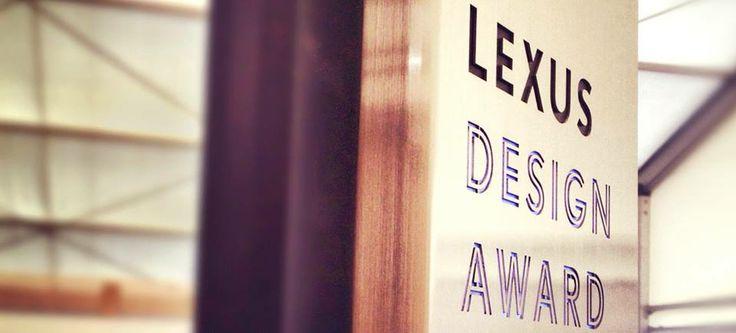 #LexusDesignAward #Lexus #Design #Award #LDA2014