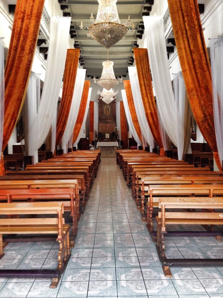 Iglesia en Mazamitla, Pueblo Magico de Jalisco, Mexico