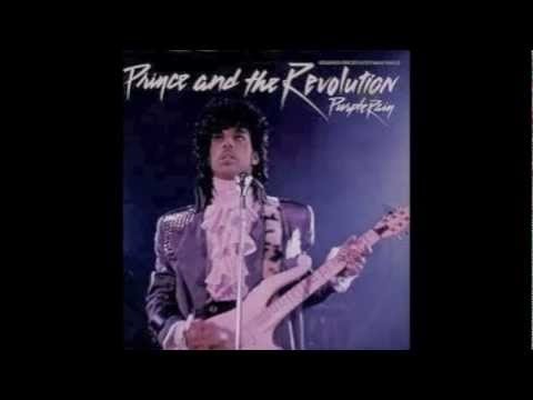 "Prince - Purple Rain. 8/10. ""I only wanted to see you bathing in the purple rain. """