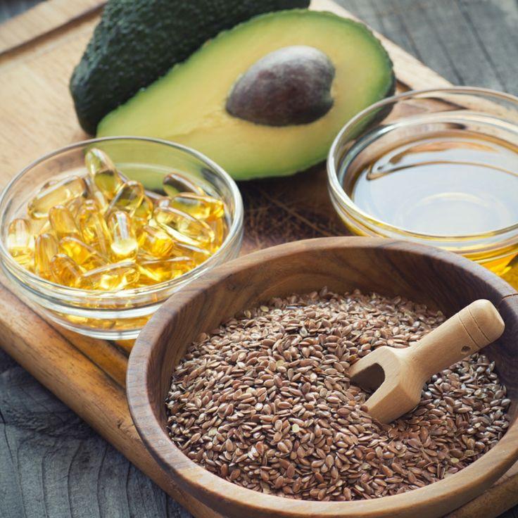 gesunde Ernährung Leinöl Wirkung