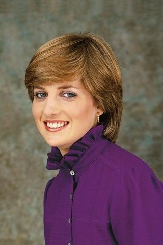 Lady Diana Spencer in Vogue