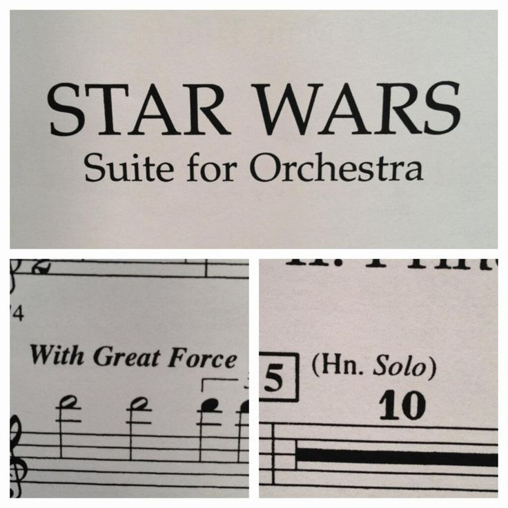 Heh. Orchestra nerd jokes. I have this piece and mine says this!!!