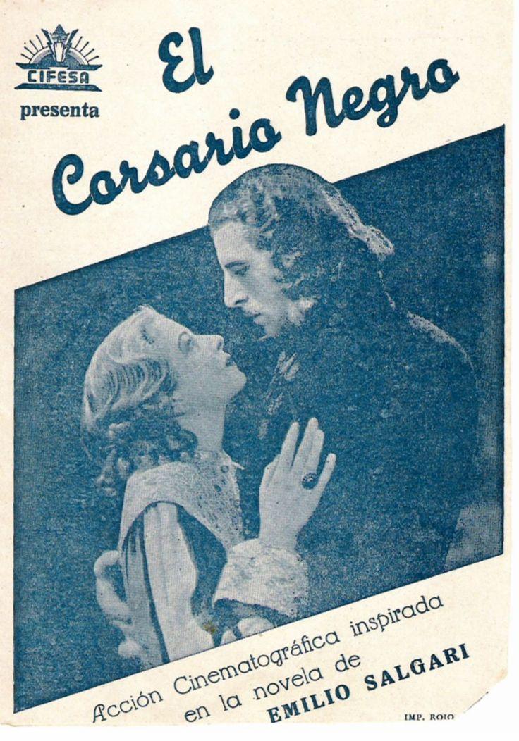 "El corsario negro (1938) ""Il corsaro nero"" de Amleto Palermi - tt0028741"
