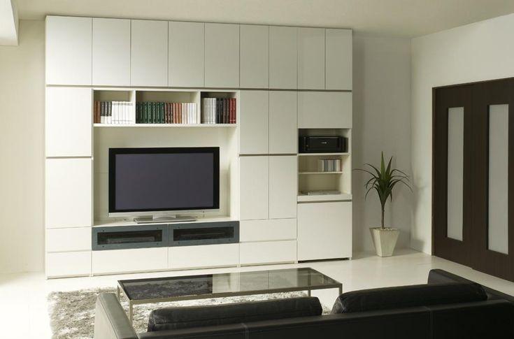 CA | 壁面収納・リビング | 家具メーカーのパモウナ