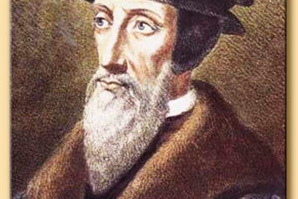 Giovanni Calvino (1509-1564)