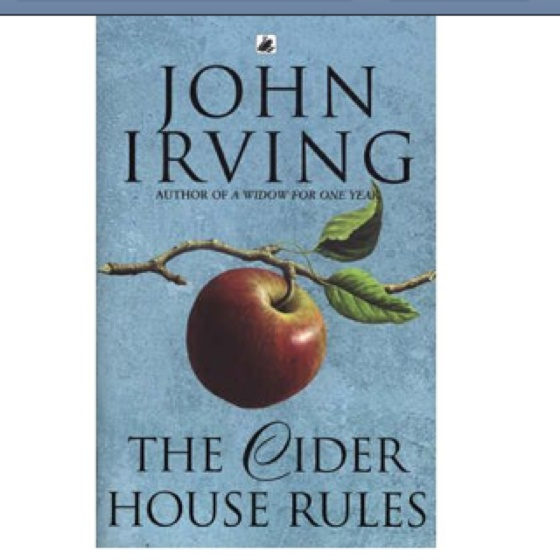 the cider house rules book pdf