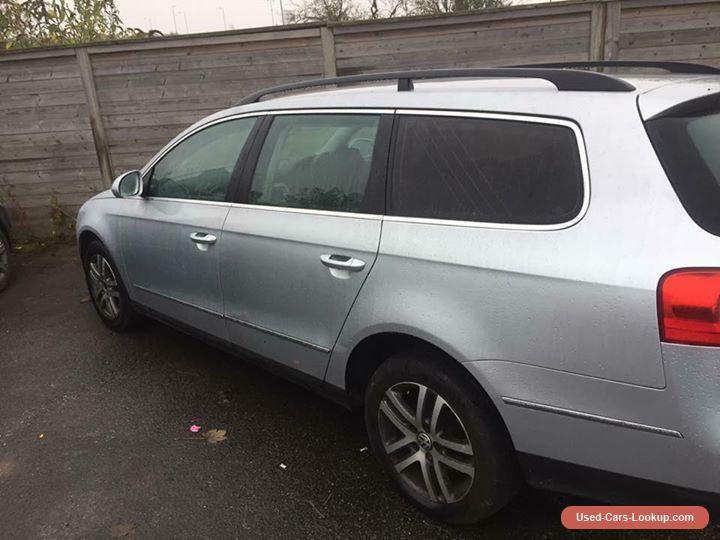 VW Passat B6 1.9 TDI Estate Silver  #vwvolkswagen #passat #forsale #unitedkingdom