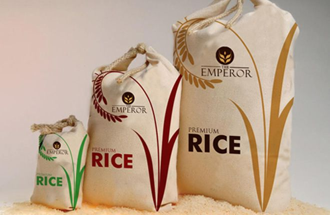 rice packaging - Google Search