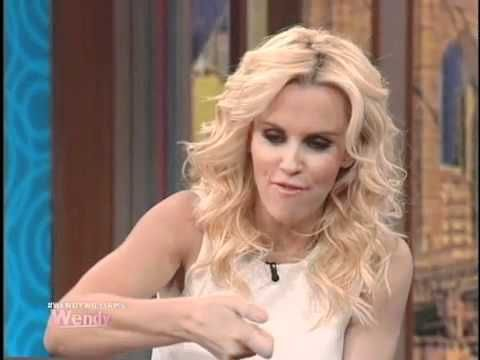 Jenny McCarthy Poses for Playboy. #wendywilliams