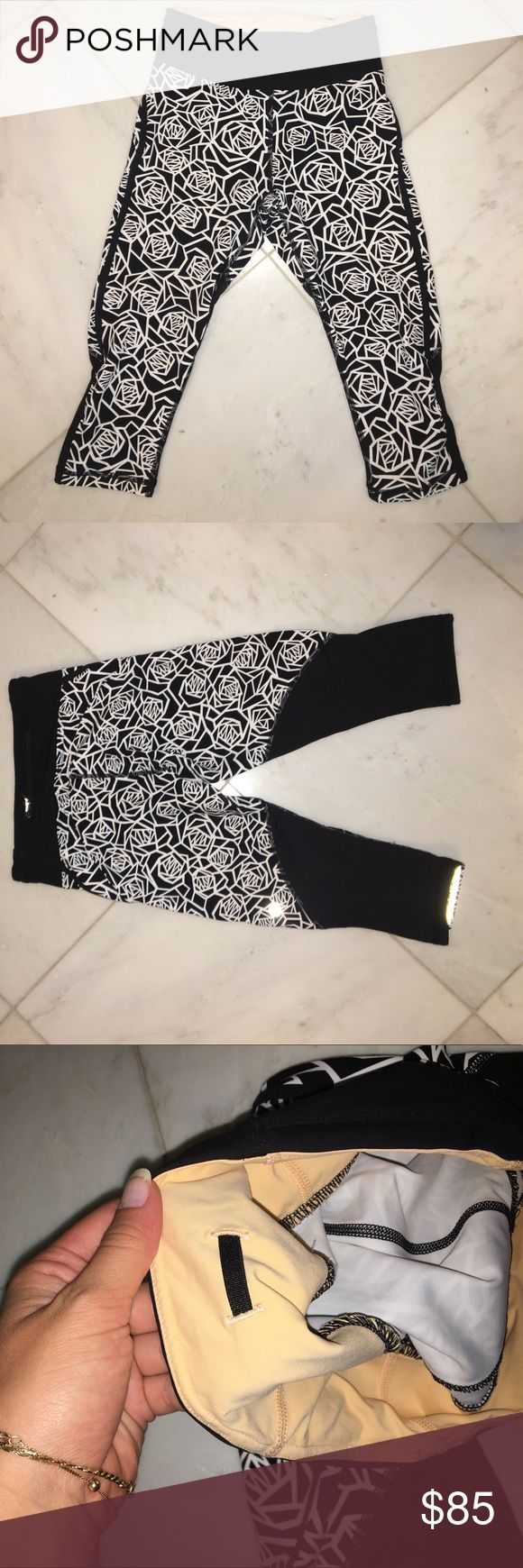Lulu lemon leggings Size 4 lulu lemon patterned legging* BUNDEL DISCOUNTS - WILLING TO NEGOTIATE* lululemon athletica Pants Leggings