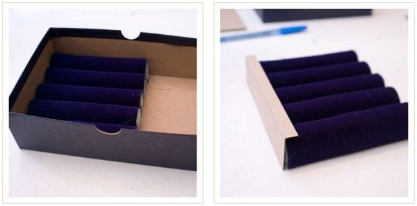 Как сделать шкатулку для украшений из картона или коробки своими руками: 5 пошаговых мастер-классов с фото