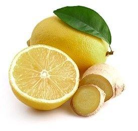 Aceto Balsamico di Limone e Zenzero, un'incredibile freschezza speziata, perfetto su insalate e verdure grigliate, ideale per gustose marinate!