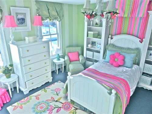 M would LOVE this room!