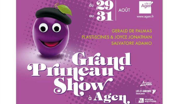 A Agen, le Grand Pruneau Show c'est pour bientôt !