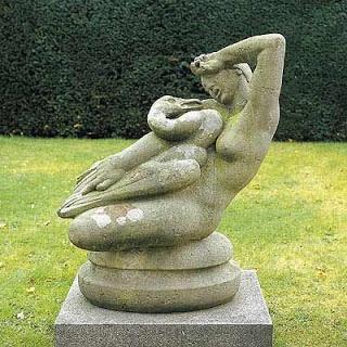 Leda and the Swan.