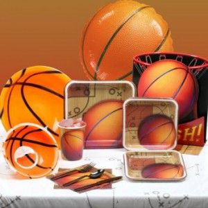 game ideas for kid's basketball birthday party
