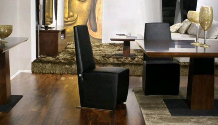 Masywny, nowoczesny stół Faleri. Propozycja firmy Meble Modern. Zapraszamy :)