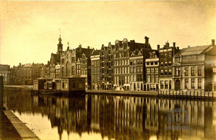 Amsterdam 1870 Singel.