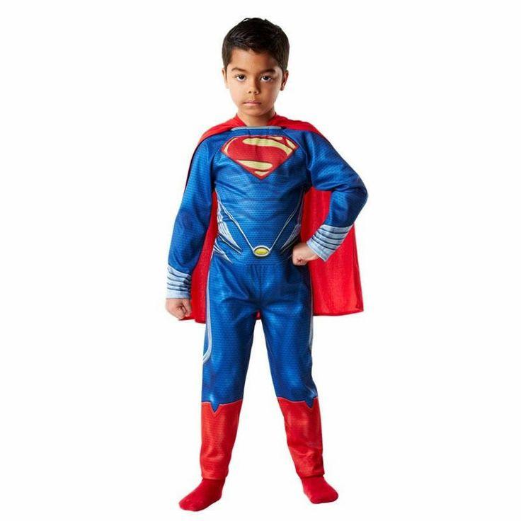 #Disfraz de #Superman #HombreDeAcero #ManOfSteel #DcComics