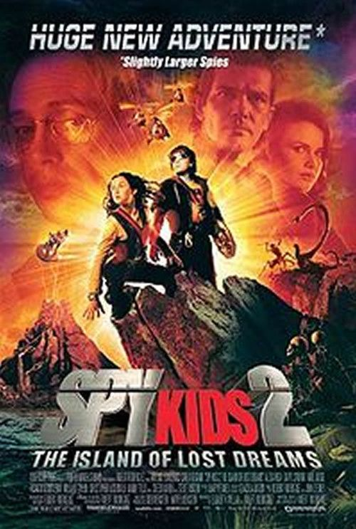 Watch->> Spy Kids 2: The Island of Lost Dreams 2002 Full - Movie Online