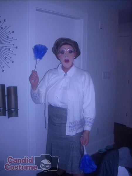 Mrs Doubtfire Things only adults notice  thelistcom