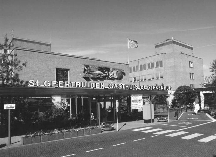 Oude ziekenhuis. Deventer