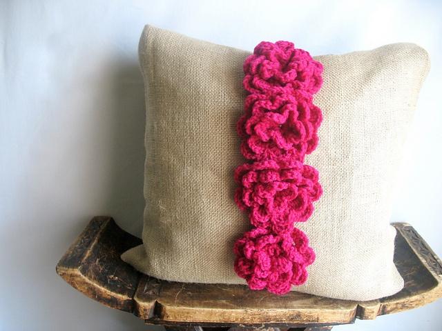 Francine Toukou | Fleurs Galore Crochet Flower Pattern