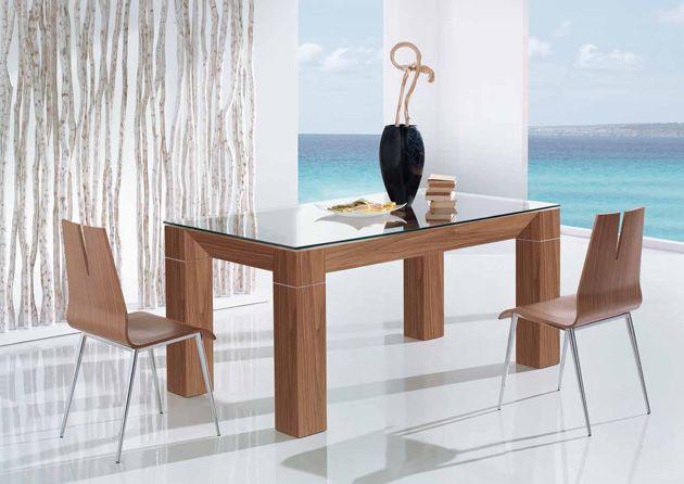 1000  ideas sobre comedores de madera modernos en pinterest ...