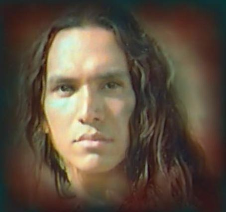 Native actor Michael Greyeyes