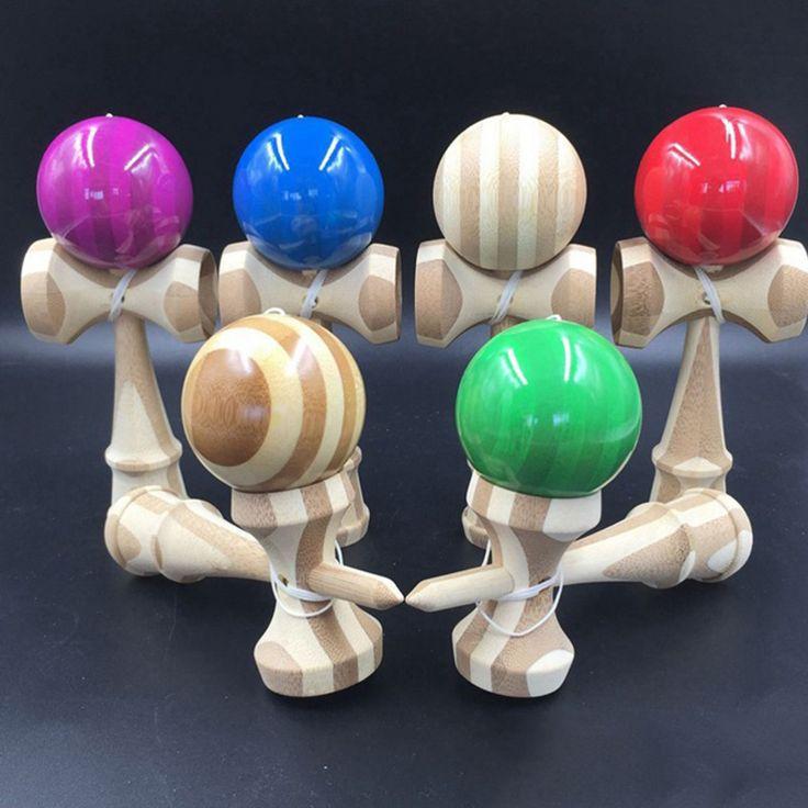 Bamboo Kendama Professional  Juggling Ball //Price: $12.95 & FREE Shipping //    #cardistry #cardtrick #magictricks