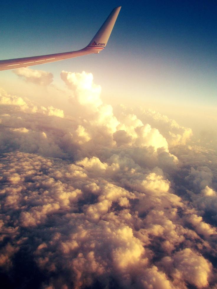 Volando, algún día encontraré otra alternativa mejor