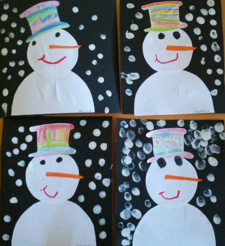 Χιονανθρωπος # snowman