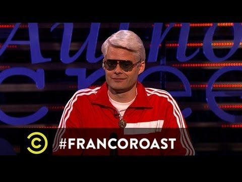 Roast of James Franco - The President of Hollywood - Uncensored