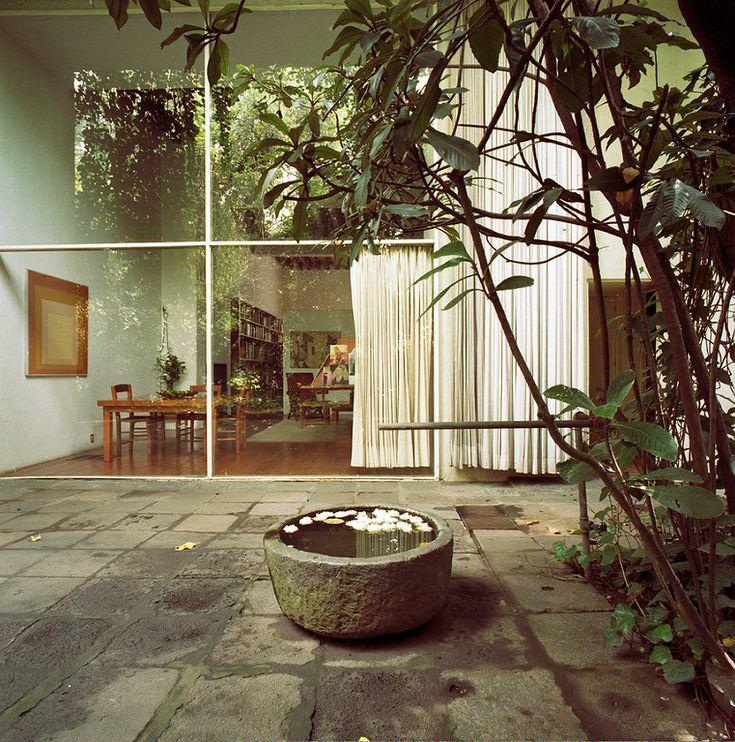 courtyard. window …