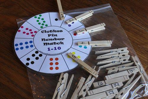 Oggi vi segnalo questo gioco fai da te e a costo zero da proporre ai bambini per prendere confidenza con i numeri. Occorre stampare il pdf messo a disposiz