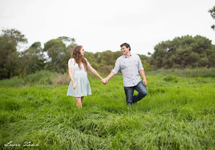 Engagement Photoshoot - Kristy and Jesse - Lucie Zeka Wedding Photography, Sydney Australia - Centennial Park - www.luciezeka.com
