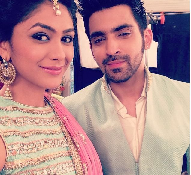 Why are Tanu and Purab of 'Kumkum Bhagya' eyeing each other lovingly