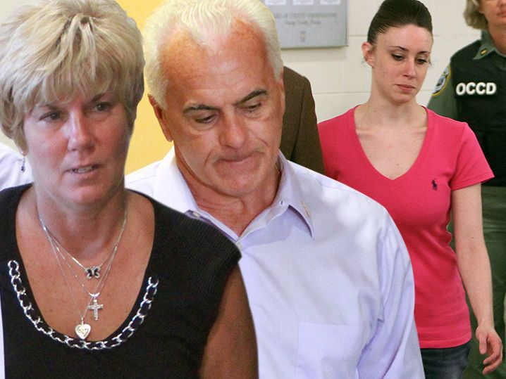 Casey Anthony's Parents About to Lose Family Home in Foreclosure