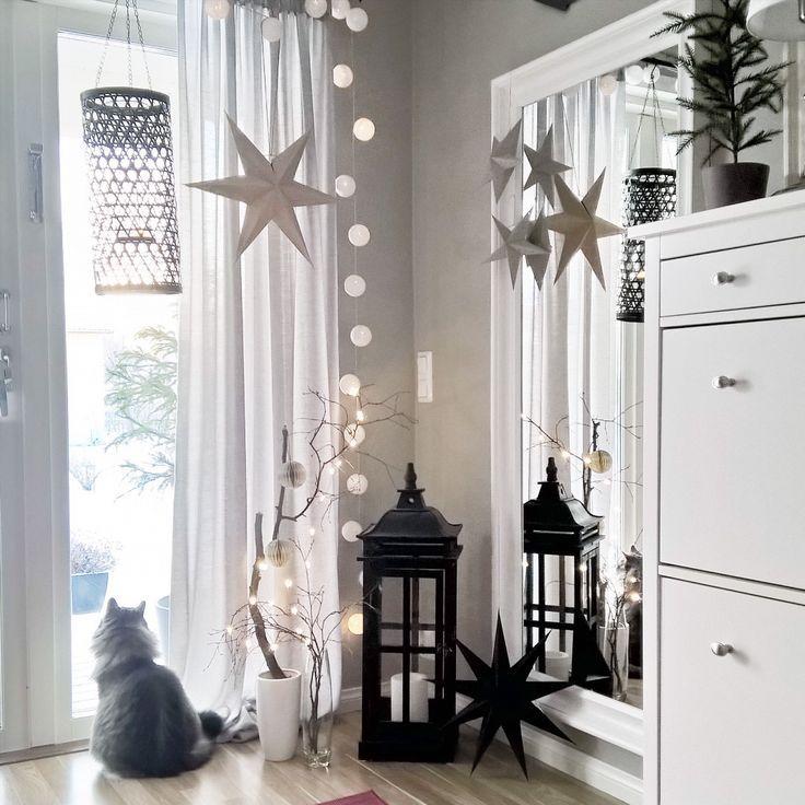 16 best Weihnachtsdekoration images on Pinterest Christmas - tapeten fürs wohnzimmer