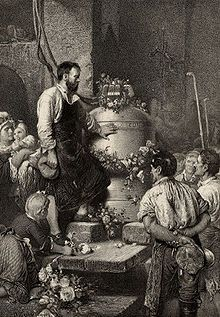 Het lied van de klok is een in het jaar 1799 door Friedrich Schiller  openbaar gemaakt gedicht.