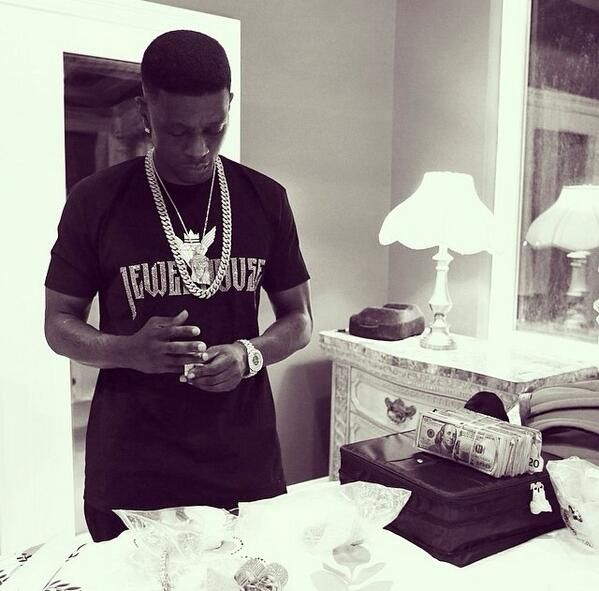 """boosie quotes   Boosie Quotes on Twitter: """"Boosie rocking his new clothing line! JHB ..."""